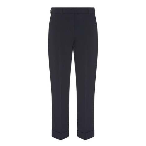 Terzo Cropped Trousers, ${color}