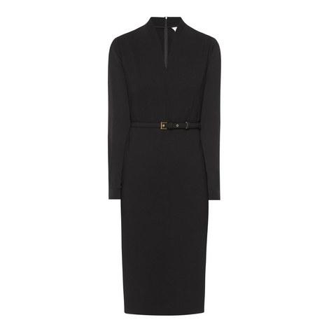 Tivoli V-Neck Dress, ${color}
