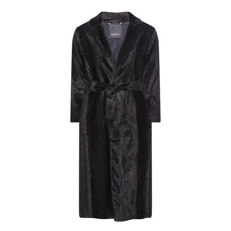 Ocroma Faux Fur Coat, ${color}