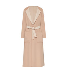 Tortona Reversible Wrap Coat