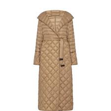 Trefl Quilted Coat