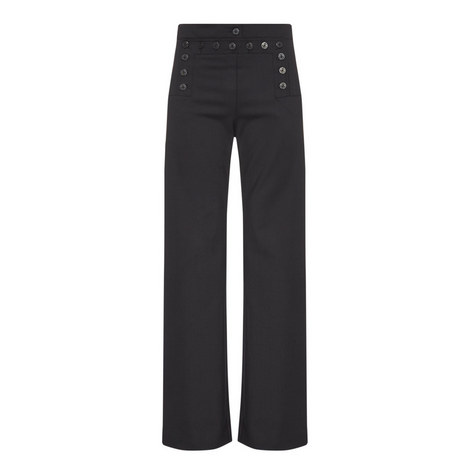 Button Waist Trousers, ${color}