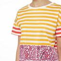 Ustica Striped T-Shirt, ${color}