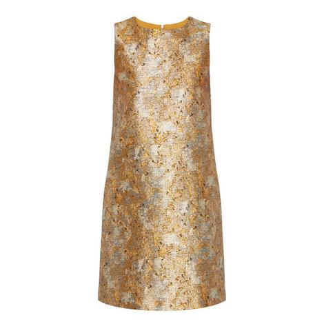 Vacuo Jacquard Shift Dress, ${color}