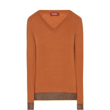 Venosa V-Neck Sweater