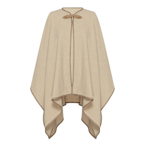 Verbas Wool Cape, ${color}