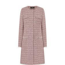 Vicario Tweed Coat