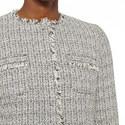 Vicini Tweed Coat, ${color}