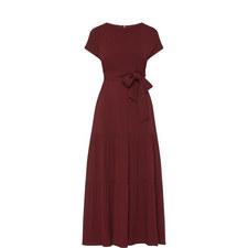 Vischio Tiered Dress