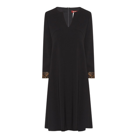 Vorra Jewel Cuff Dress, ${color}
