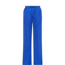 Vortice Silk Trousers