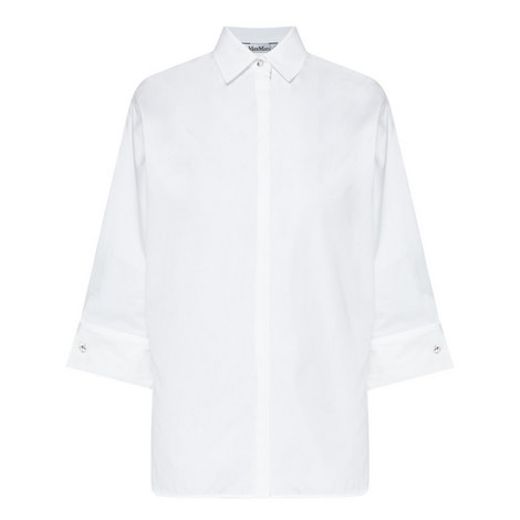 Xanadu Cotton Poplin Shirt, ${color}