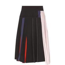 Serra Pleated Skirt