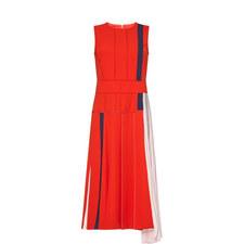 Falco Pleated Dress