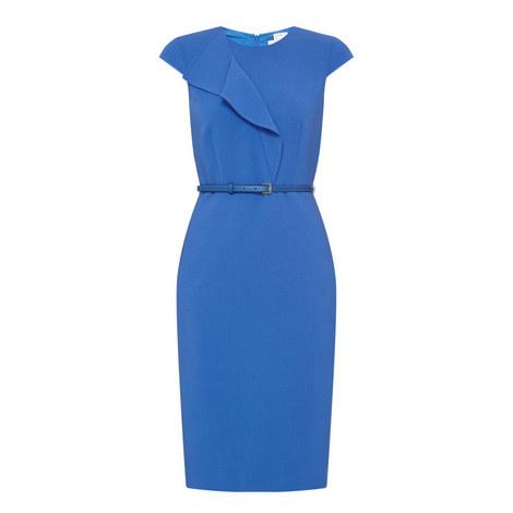 Zarina Ruffle Dress, ${color}