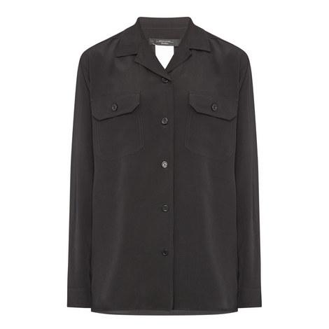 Zelota Silk Shirt, ${color}
