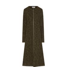 Zigote Zip Wool Coat