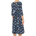 Zigrino Floral Print Jersey Dress, ${color}