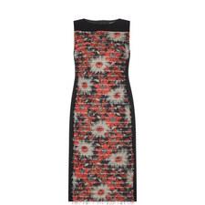 Dedica Floral Fringe Dress