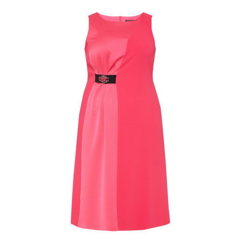 Straight Fit Dress, ${color}