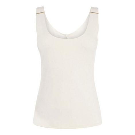 Stretch Jersey Tank Top, ${color}