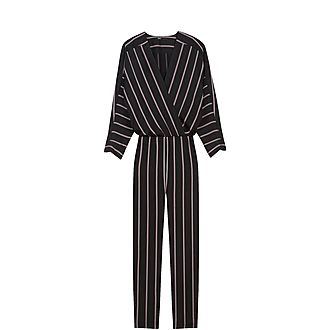 Racing Stripe Jumpsuit