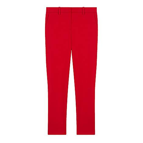 Straight Leg Trousers, ${color}