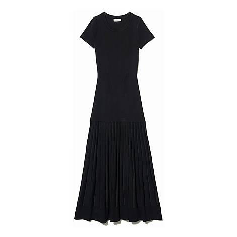 Figure-Hugging Knit Dress, ${color}