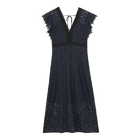 Lace Midi Dress, ${color}