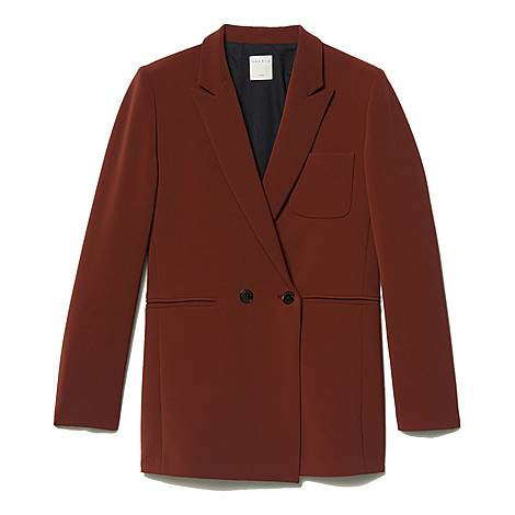 Double-Breasted Suit Jacket, ${color}