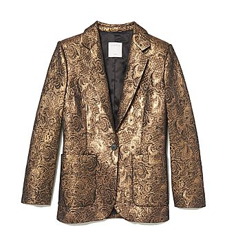Brocade Tailored Jacket
