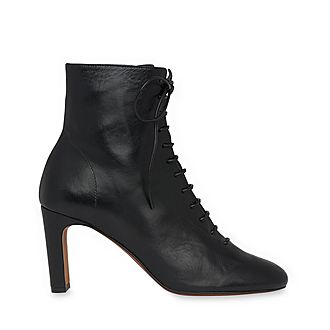 Dahlia Lace-Up Boot