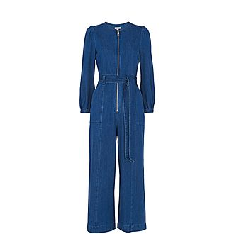 Estelle Denim Jumpsuit