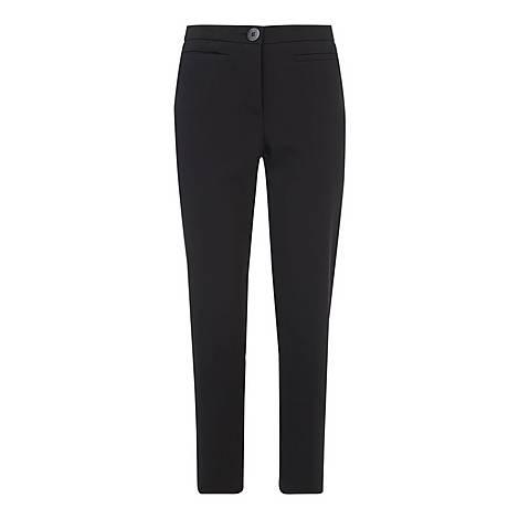 Megan Slim Leg Trousers, ${color}