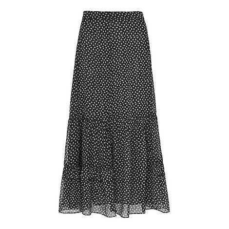 Almond Blossom Dobby Skirt, ${color}