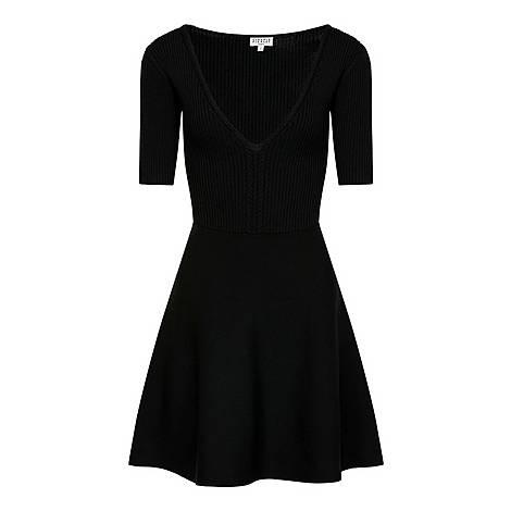 Belted Knit Dress, ${color}