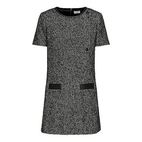 Two-Colour Dress, ${color}