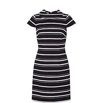 Aleah Striped Dress