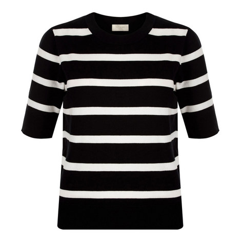Paula Striped Sweater, ${color}