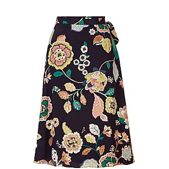 Iona Wrap Skirt
