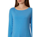 Sonya Striped Top, ${color}