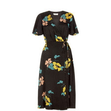 Peggy Floral Print Dress