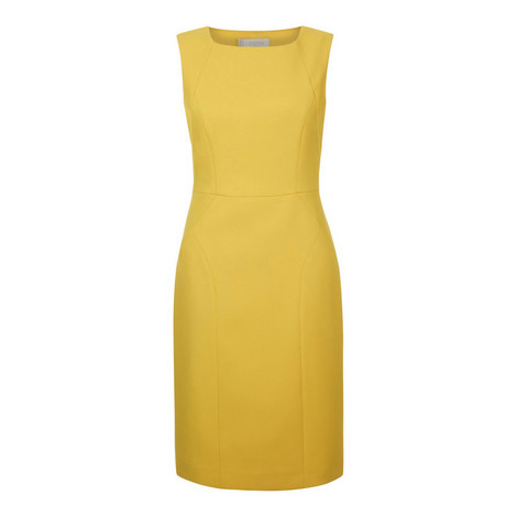 Harper Square Neck Dress, ${color}
