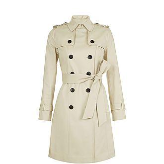 Saskia Trench Coat