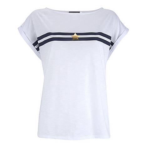 Varsity Star Stripe T-Shirt, ${color}