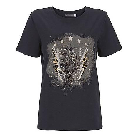 Rock & Roll T-Shirt, ${color}