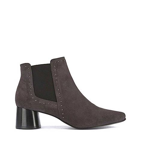 Maya Suede Studded Boots, ${color}