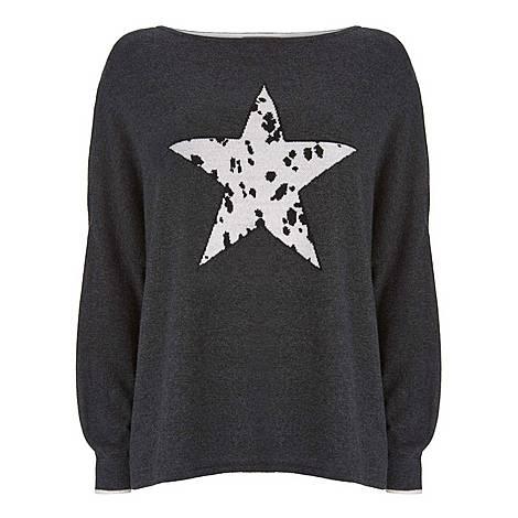 Dalmatian Star Sweater, ${color}