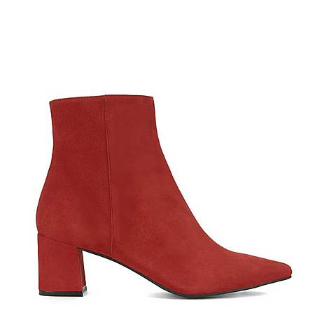 Olivia Suede Ankle Boots, ${color}