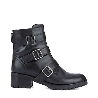 Abigail Leather Boots